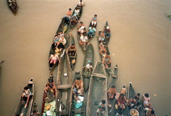 Pevas Peru Amazonas Boat, MS Columbus Caravelle
