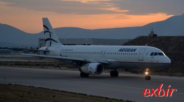 Aegean A320. Foto: Christian Maskos