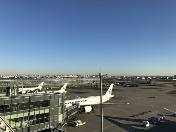 Tokio Haneda Airport ©Exbir, Martin Maeusezahl