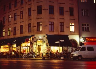 Kreuzberg Night