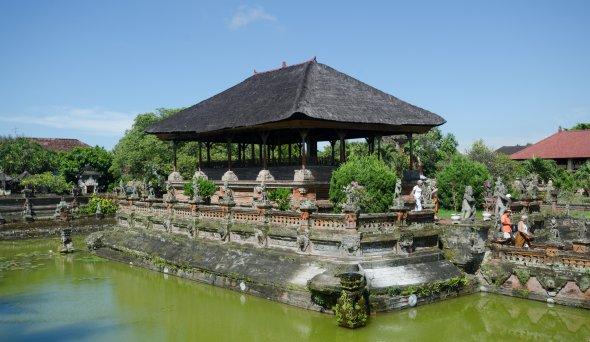 Bali, Taman Ayun Tempel. Urheber: xiquinhosilva, Lizenz: creative commons (Namensnennung)