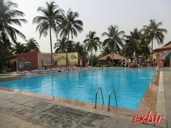 Ocean Bay Hotel And Resort in Bacau. Foto: Wolfgang Hesseler