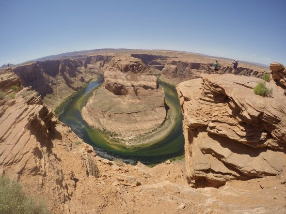 Horseshoe Bend Arizona, USA