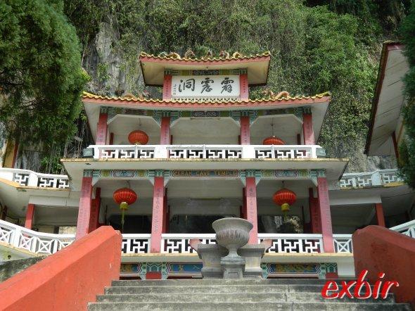 Perak Temple Vave in Ipoh.  photo: Christian Maskos