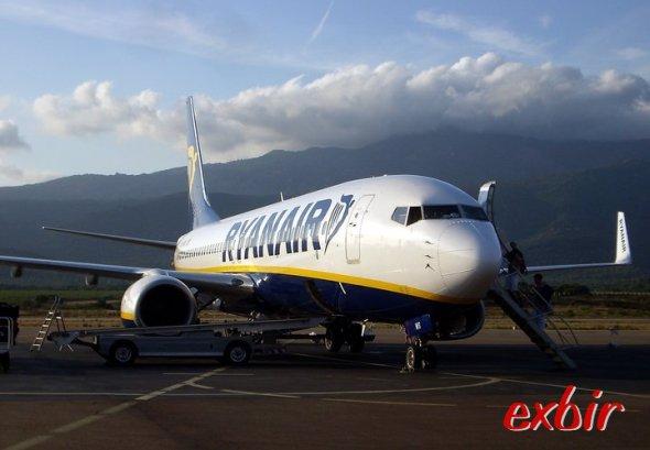 Mit Ryanair billig nach Belgien fliegen. Zum Beispiel zum Billig-Flughafen Charleroi südlich von Brüssel. Foto: Christian Maskos