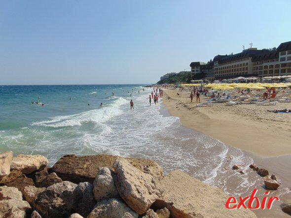 Strand bei Varna