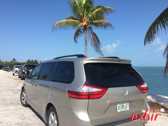 Mietwagen auf den Florida Keys