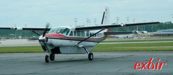 Weltreise mit billigen Oneways:  SeaPort Airlines bietet Flüge in der Cessna Caravan von 39$ inklusive Gepäck. Foto: Christian Maskos