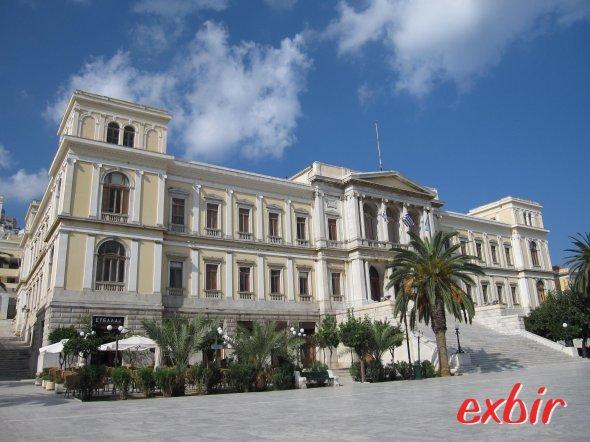Syros. Foto: FlyWolf