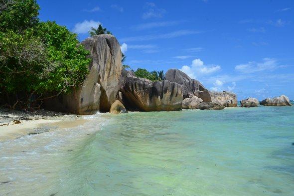 Impressionen aus La Digue,  Seychellen