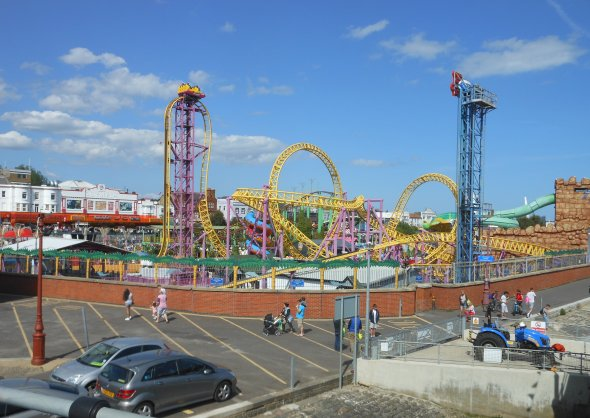 Adventure Island, Eastern Esplanade Southend.