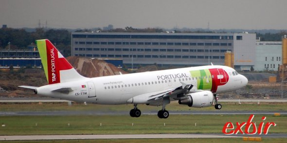 Bei TAP Air Portugal gibt es kostenfreie Hotels in Lissabon bei Umstiegen mit Weiterflug am Folgetag.  Foto: Christian Maskos