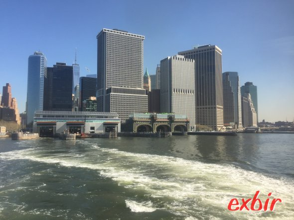 New York Lower Manhattan/Battery Park, Exbir Travel, Foto: M. Maeusezahl