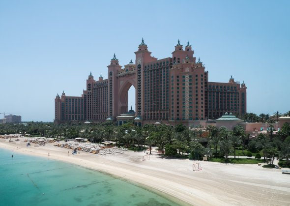 Hotel Atlantis The Palm in Dubai