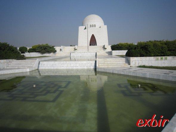 Das Quaid-e-Azam Mausoleum ©FlyWolf