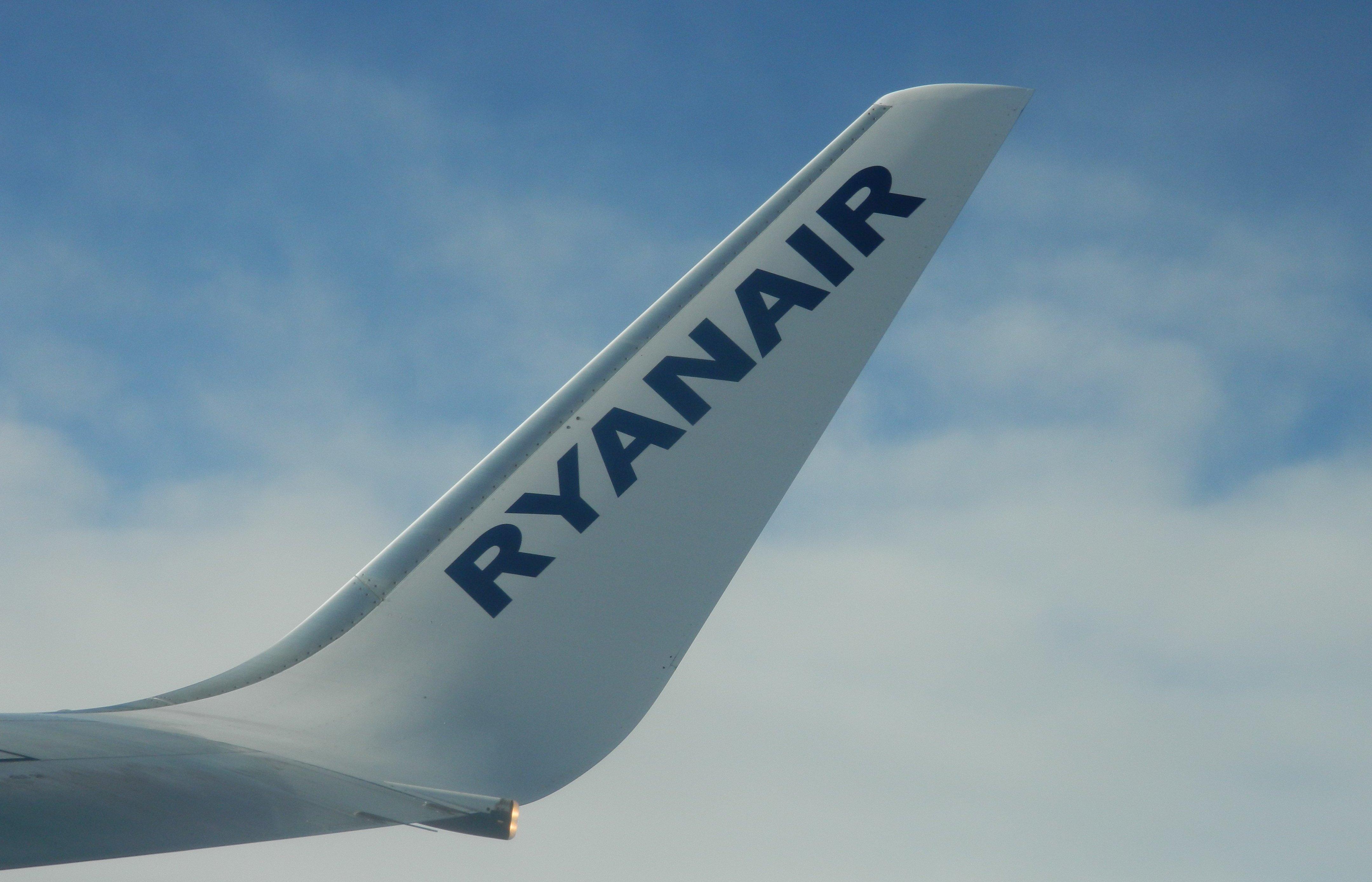 Ryanair. Foto: Christian Maskos, Medienfotograf