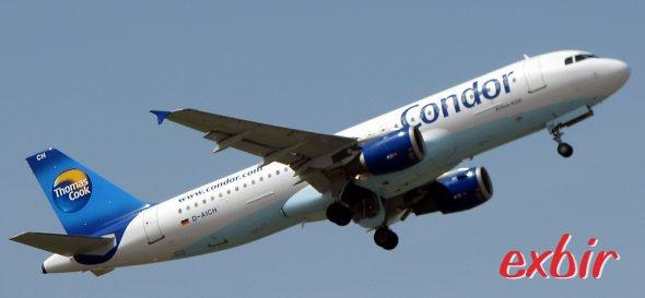 Viele günstige Karibik-Flüge erfolgen mit Condor. Foto: Exbir Travel, Urheber Christian Maskos
