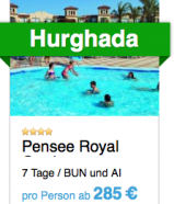 Pensee Royal Hurghada