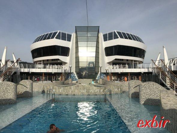 MSC Splendida Foto: Exbir Travel, M. Maeusezahl
