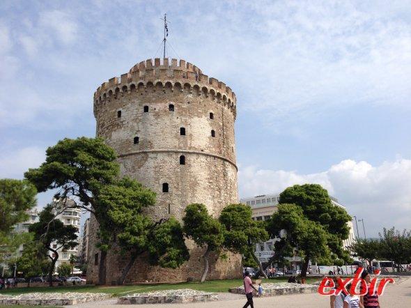 Thessaloniki, Exbir Travel. Foto: C. Maskos