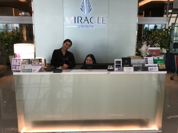 Miracle Lounge, Bangkok