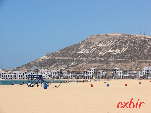 1 Woche Agadir 104 P P Gutes 3 Hotel Halbpension Fluge