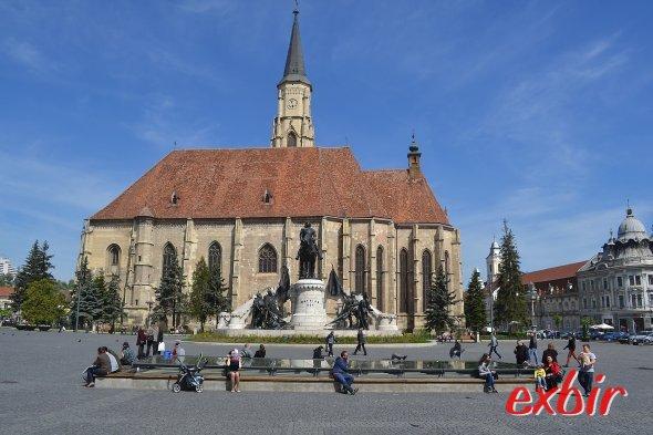 Cluj-Napoca ist eine moderne Universitätsstadt und immer eine Reise wert.  Foto: Christian Maskos