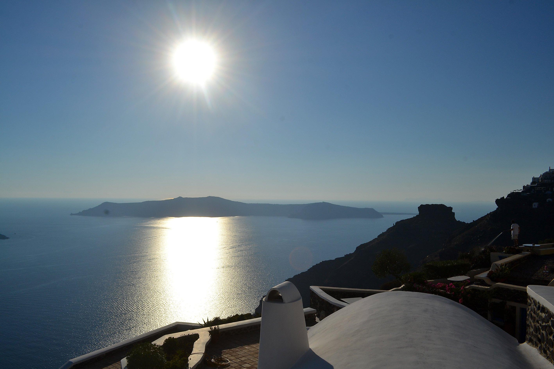 Sonnenuntergang Santorini. Christian Maskos, Medienfotograf