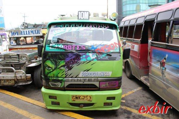 Bus. Foto: Exbir Travel, C. Maskos