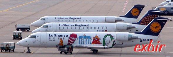 Lufthansa fliegt nach Sibiu, Cluj und Bukarest.  Foto: Christian Maskos