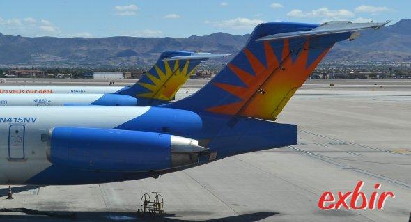 Billig um die Welt selbsgebastelt: Allegiant Air ist Billigflieger in den USA.  Foto: Christian Maskos