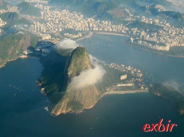 Iberia bietet aktuell Flüge von Brüssel nach Rio de Janeiro an. Foto: Maskos