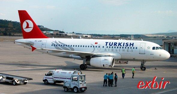 Turkish Airlines ist auf absolutem Wachstumskurs.  Foto: Maskos