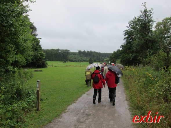 Wanderlesung Nettersheim 2012 Bildquelle: unbekannt