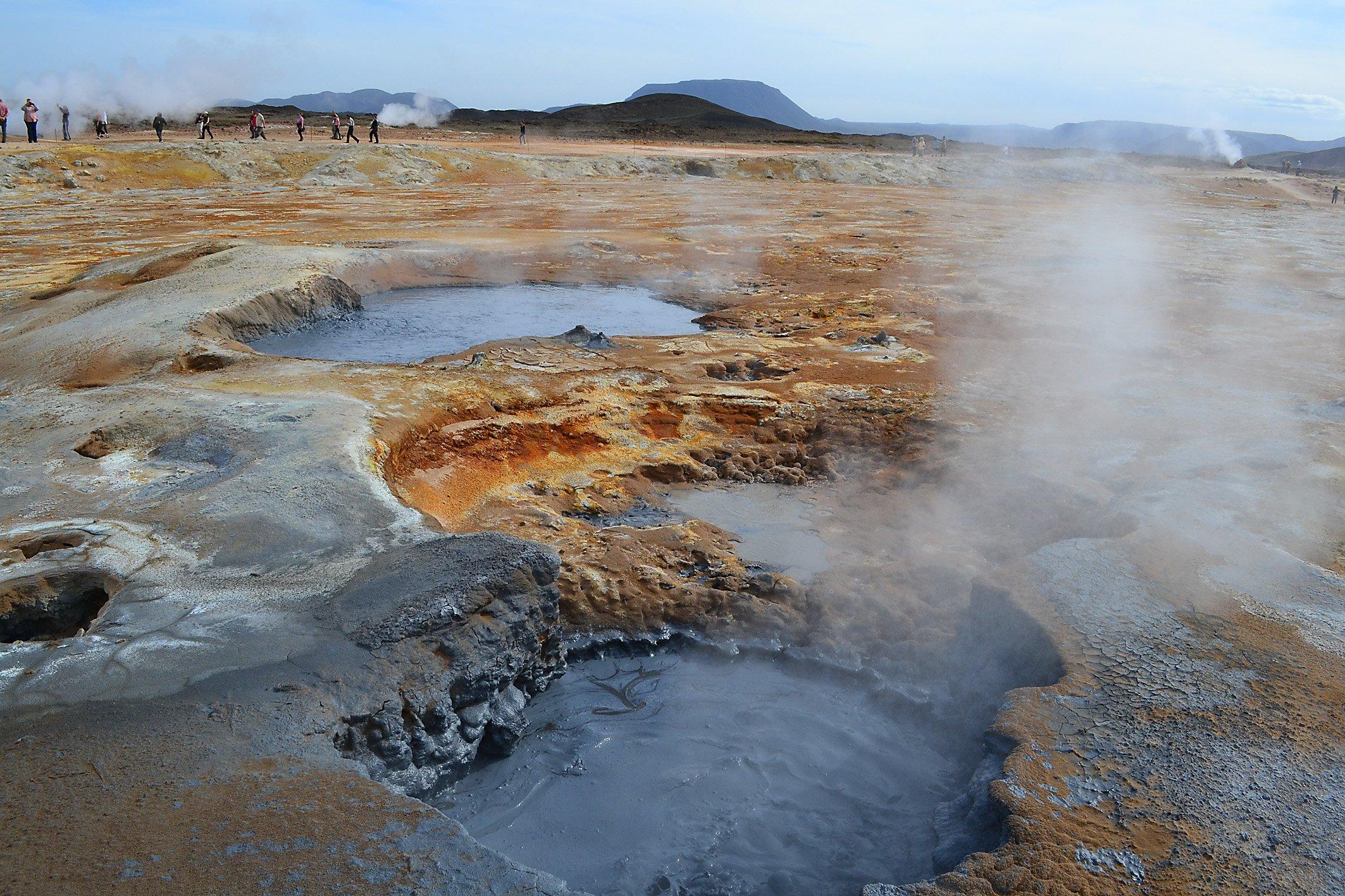 Natur auf Island. Foto: Christian Maskos