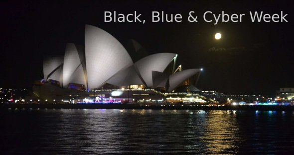 Black, Blue & Cyber Week ©Exbir Travel, Christian Maskos