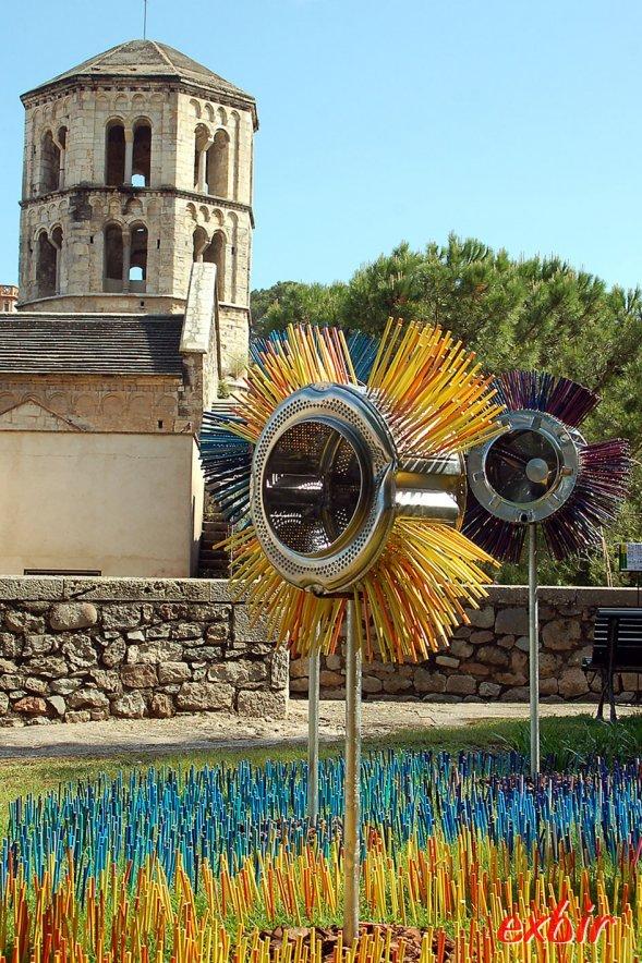 Temp de Fleurs in Girona.  Foto: Christian Maskos