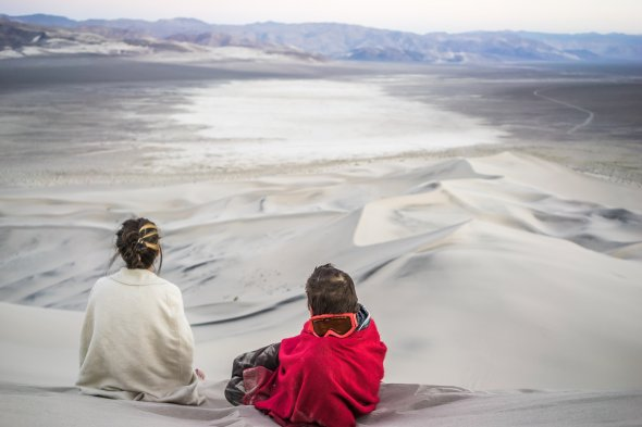 Death Valley  Michael Broxton's 33rd Birthday