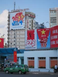 Ho Chi Minh Stadt 2015
