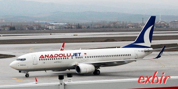 AnadoluJet baut das Netzwerk aus.  Foto:Maskos