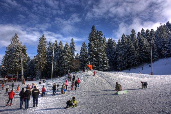 Porovets - einer der besten Skiresorts in Bulgarien