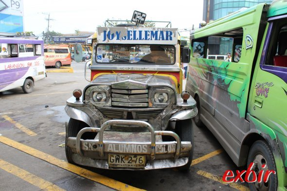 Jeepney. Foto: Exbir Travel, C. Maskos