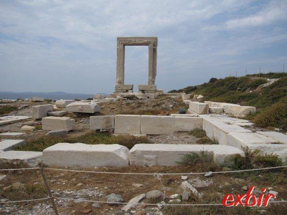Naxos. Foto: FlyWolf