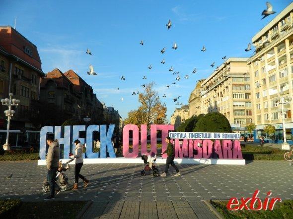 Timisoara wandelt sich in eine mdoerne Stadt und wird Europa Kulturhauptsatdt 2021.  Foto: Christian Maskos
