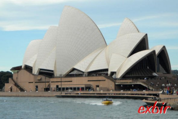 Australien Oper Sydney, Foto: Exbir Travel, Christian Maskos