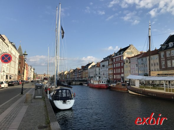 Nyhavn Kopenhagen, Foto: Martin Maeusezahl