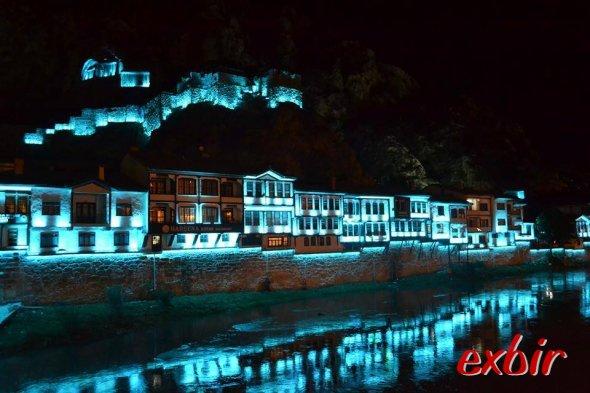 Amasya bei Nacht.  Foto: Christian Maskos