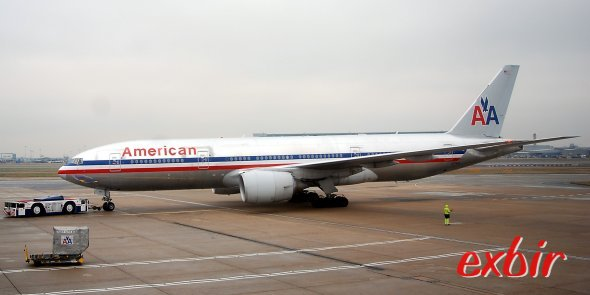 American Airlines - Foto: Christian Maskos