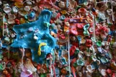 Die Gum Wall. Foto: Christian Maskos, Medienfotograf
