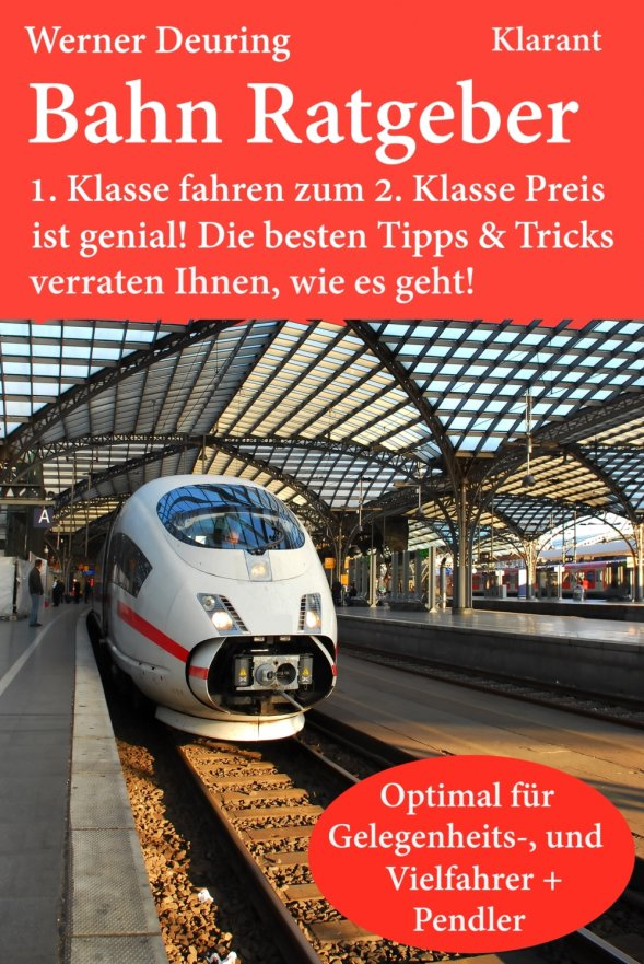 Cover des Bahnratgebers.
